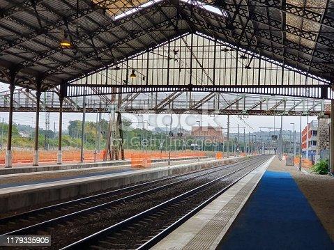 Taken at Gare d'Agen on my return journey from South of France to Paris Montparnasse via Bordeaux.