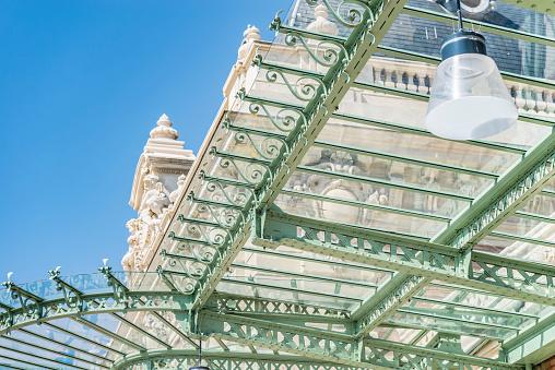 Gare De Niceville France Stock Photo - Download Image Now