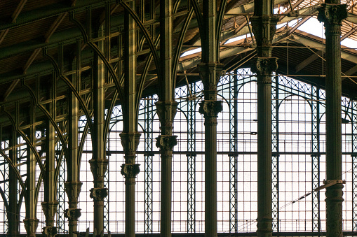 Gare Du Nord In Paris France Stock Photo - Download Image Now
