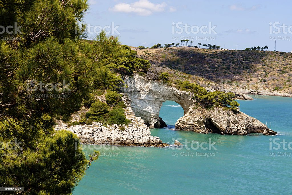Gargano stock photo
