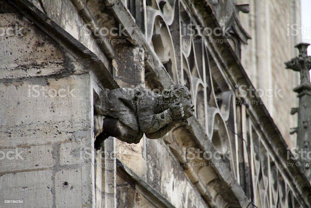 Wasserspeier in der Kathedrale in Braunschweig – Foto