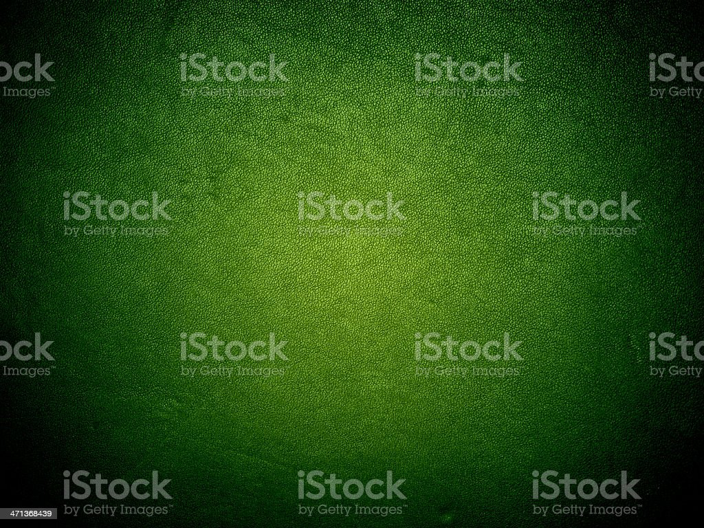 Gark green wall stock photo