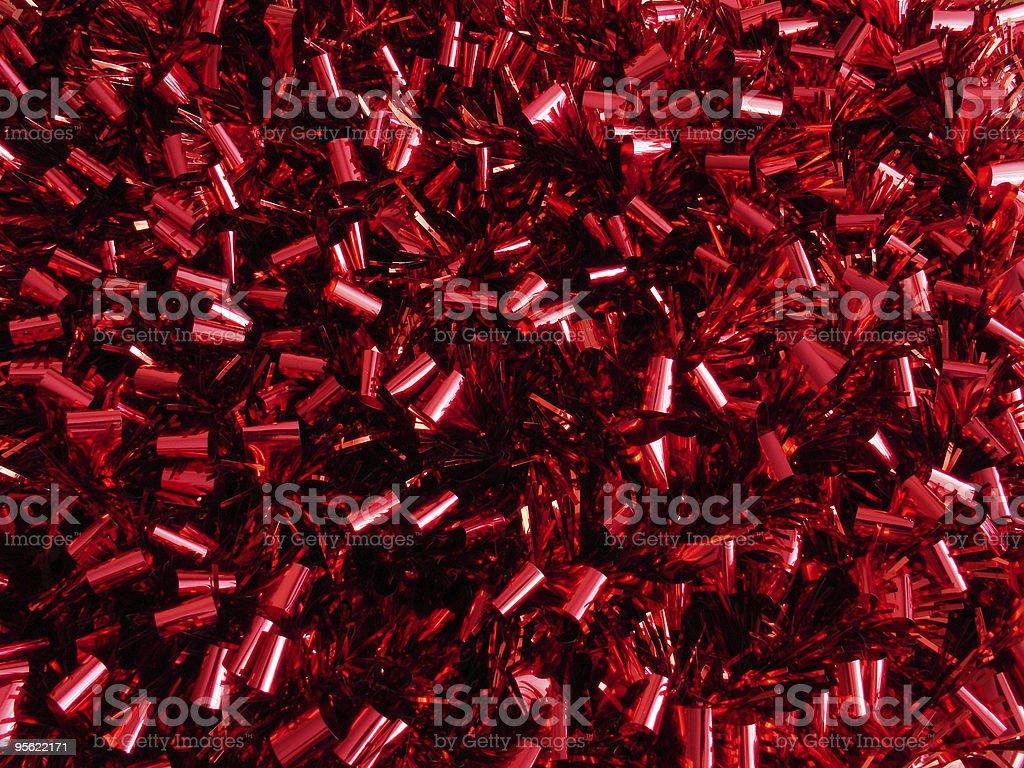 garland background royalty-free stock photo