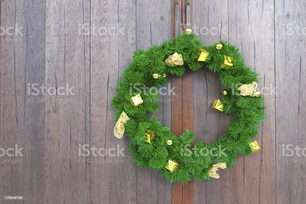 garland royalty-free stock photo