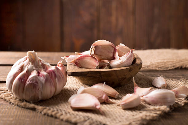 garlic - garlic stock photos and pictures