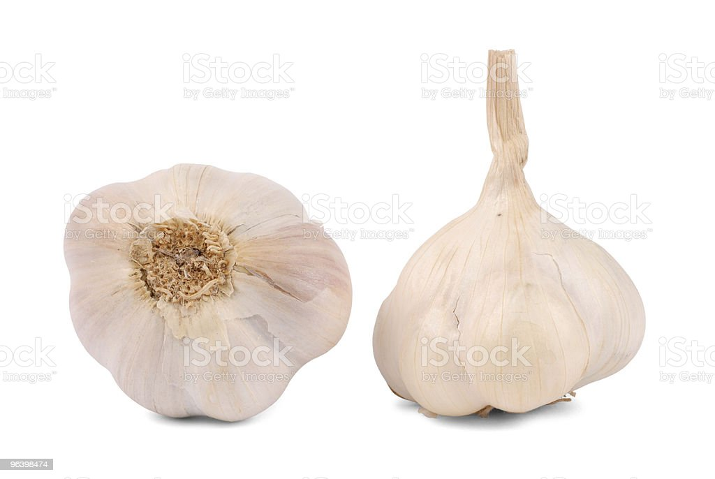 Garlic - Royalty-free Close-up Stock Photo