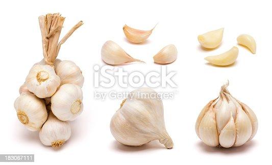 Garlic, Natural antibiotic