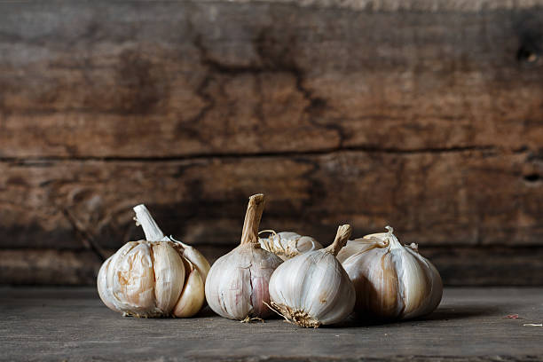 garlics - garlic stock photos and pictures