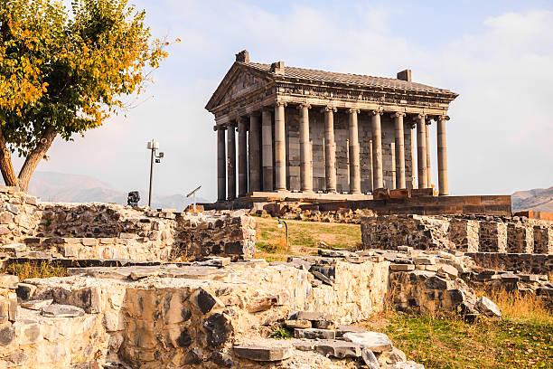 Garni Pagan Tempel in Armenien – Foto