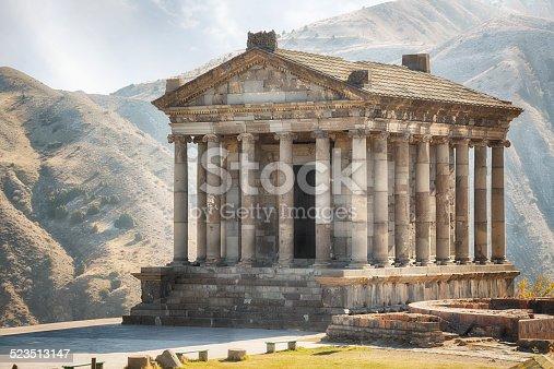 istock Garni Temple, Armenia 523513147