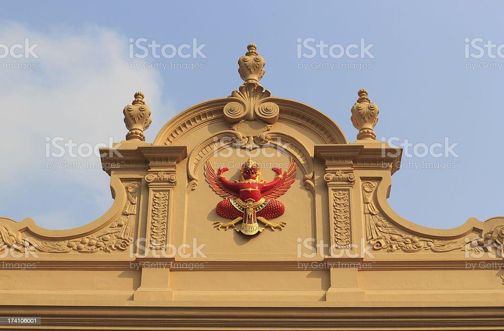 Garuda Phraya royalty-free stock photo