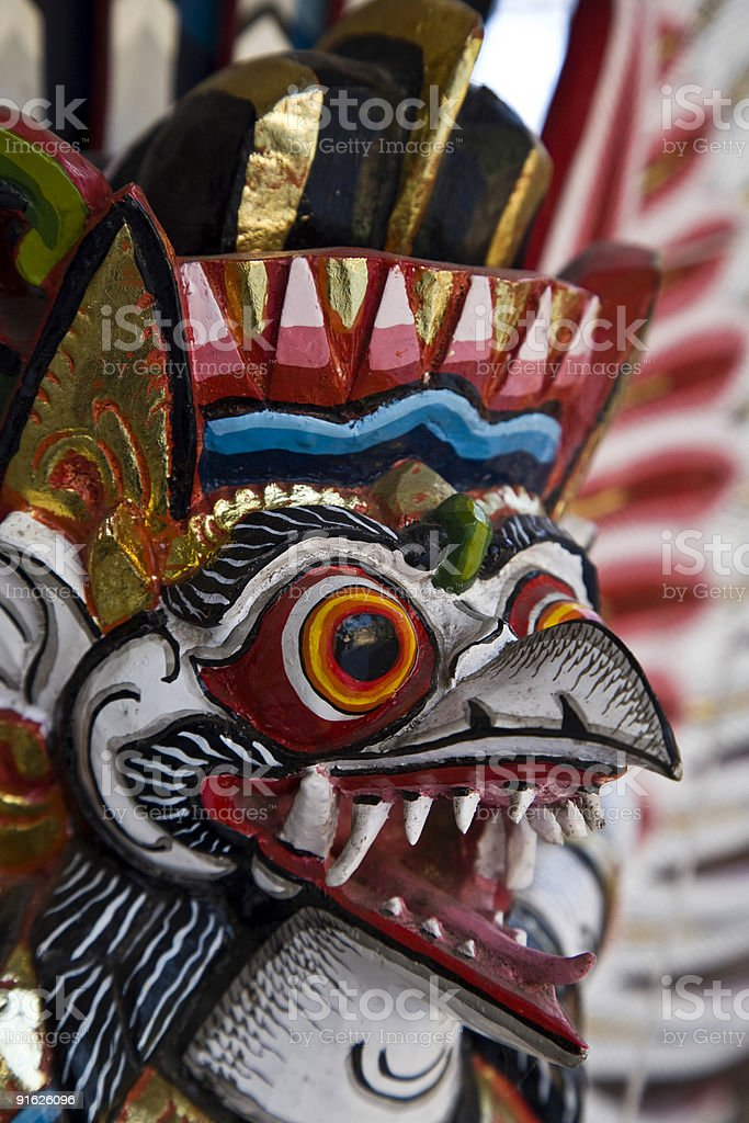 Garuda royalty-free stock photo