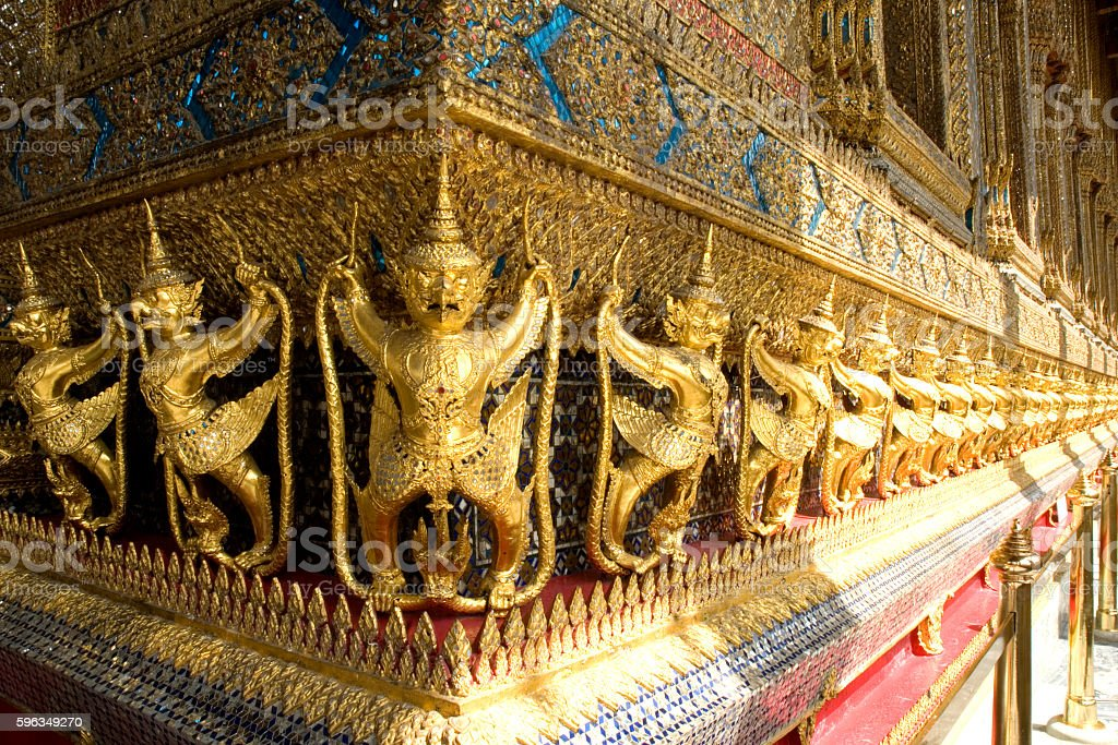 Garuda Thailand royalty-free stock photo
