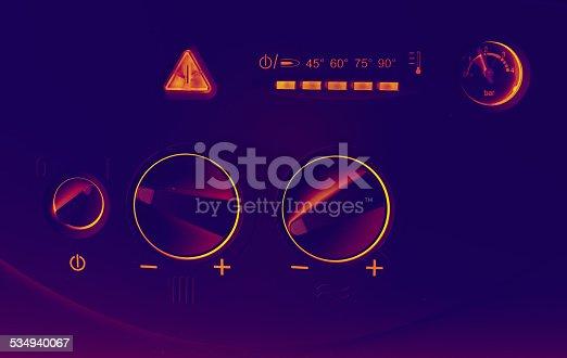 istock Gas boiler 534940067