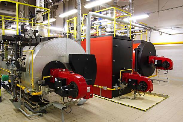 Gas boiler – Foto