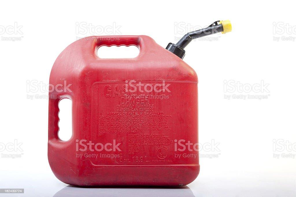 Benzinkanister – Foto