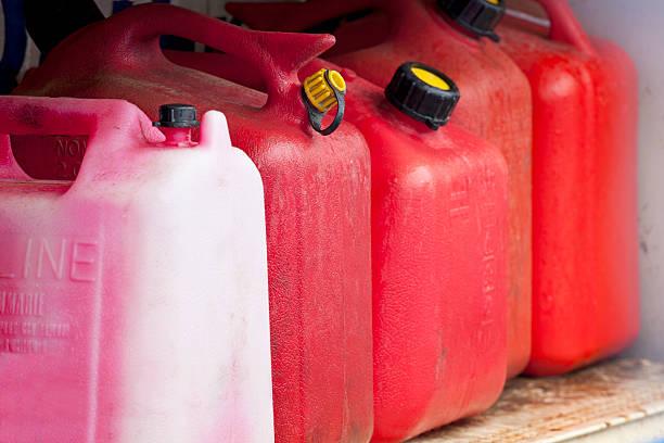 Gas Dosen – Foto