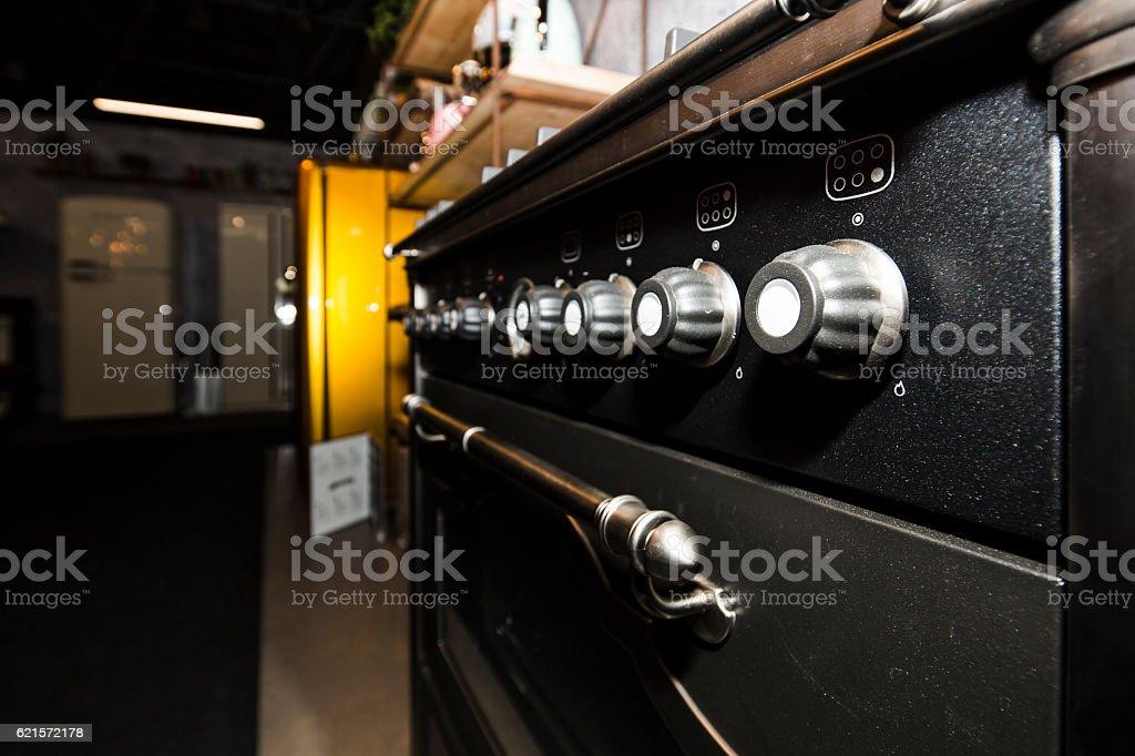 gas cooker photo photo libre de droits