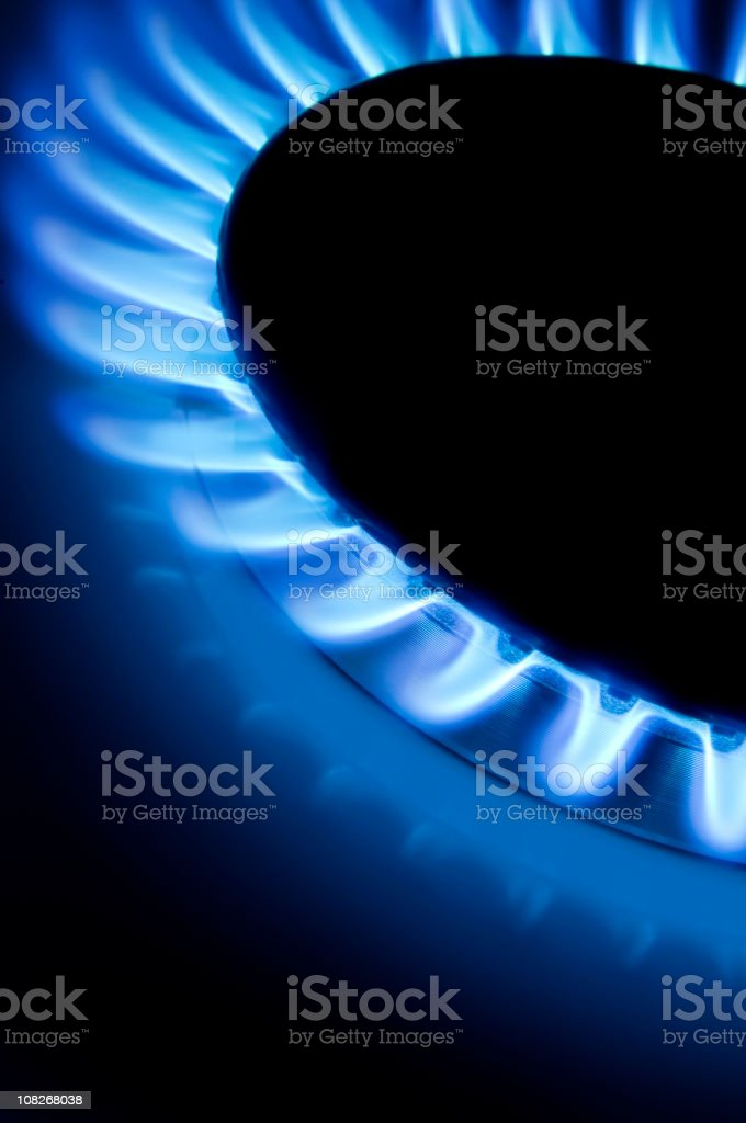 gas Energy royalty-free stock photo