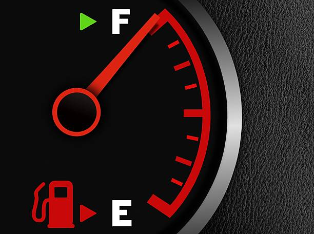 Gas full meter Gas full meter full stock pictures, royalty-free photos & images