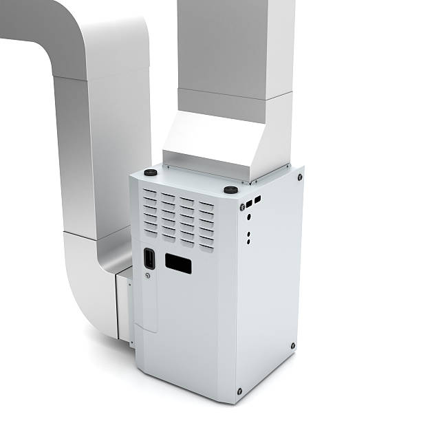 gas furnace - furnace stock photos and pictures