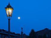 istock Gas Lantern 104124184