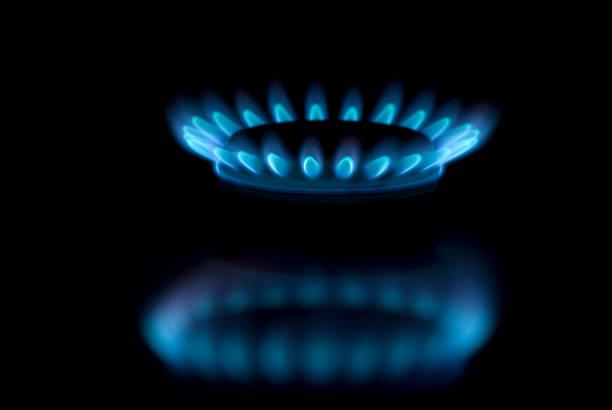 가스 스톡 사진