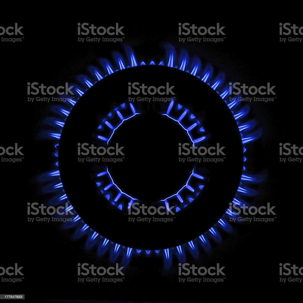 gas royalty-free stock photo