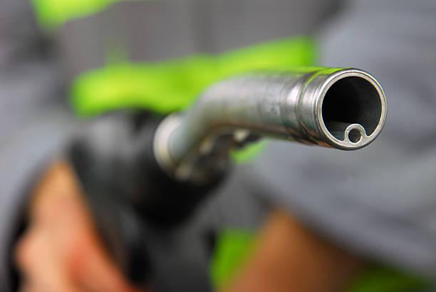 Gas Pump-Einstellungen – Foto