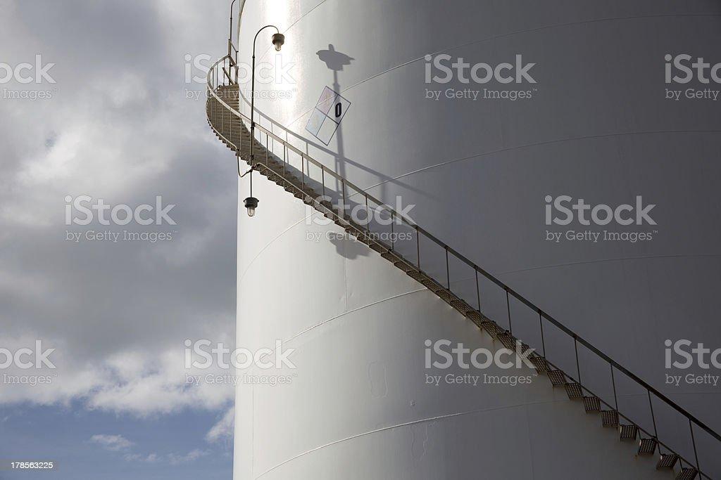 gas tank stock photo