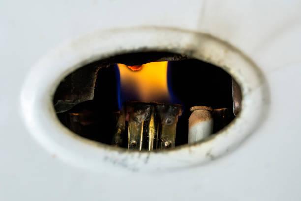 Gas-Wasser-Heizung – Foto