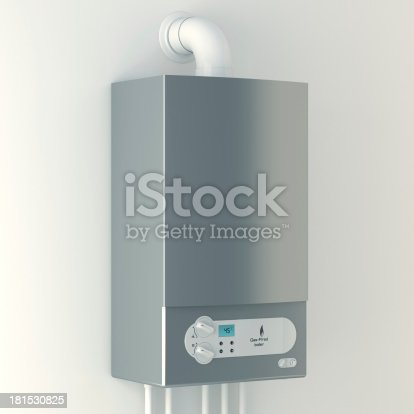 181530805istockphoto Gas-fired boiler 181530825