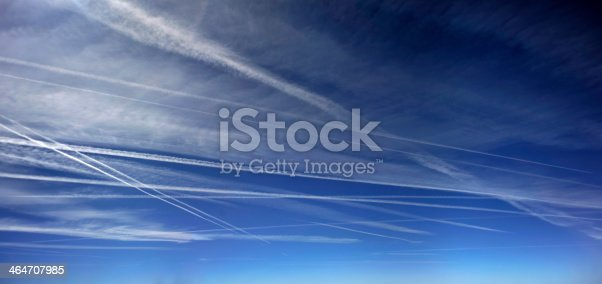 istock Gashed sky 464707985