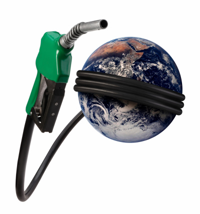 Gasoline And The World Economy Stock Photo - Download Image Now