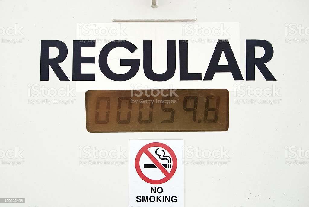 Gasoline... in Our Dreams royalty-free stock photo