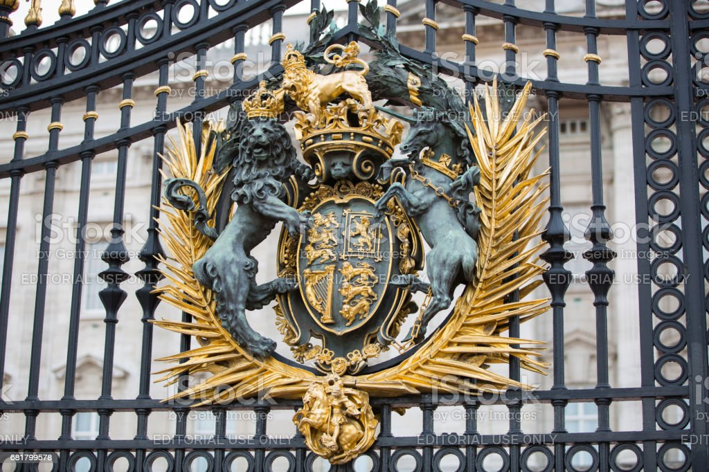 Gate Design Of Main Entrance Buckingham Palace The Official