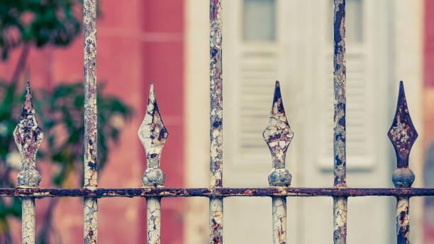 Tor aus einem Haus in Olinda – Foto