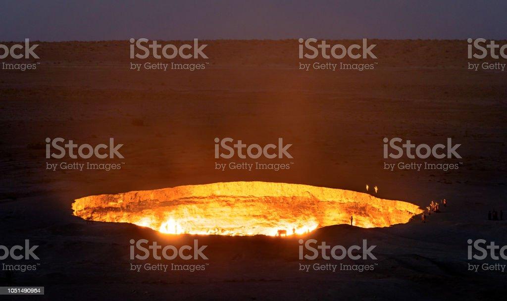 das tor zur hölle turkmenistan