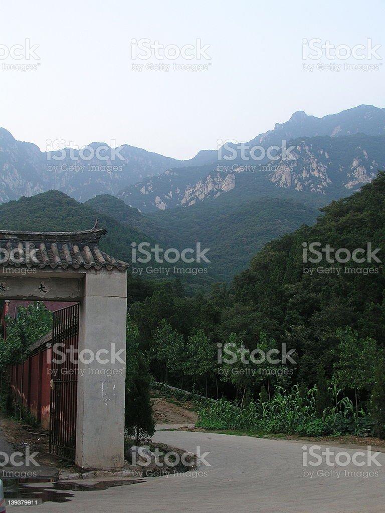 gate stock photo