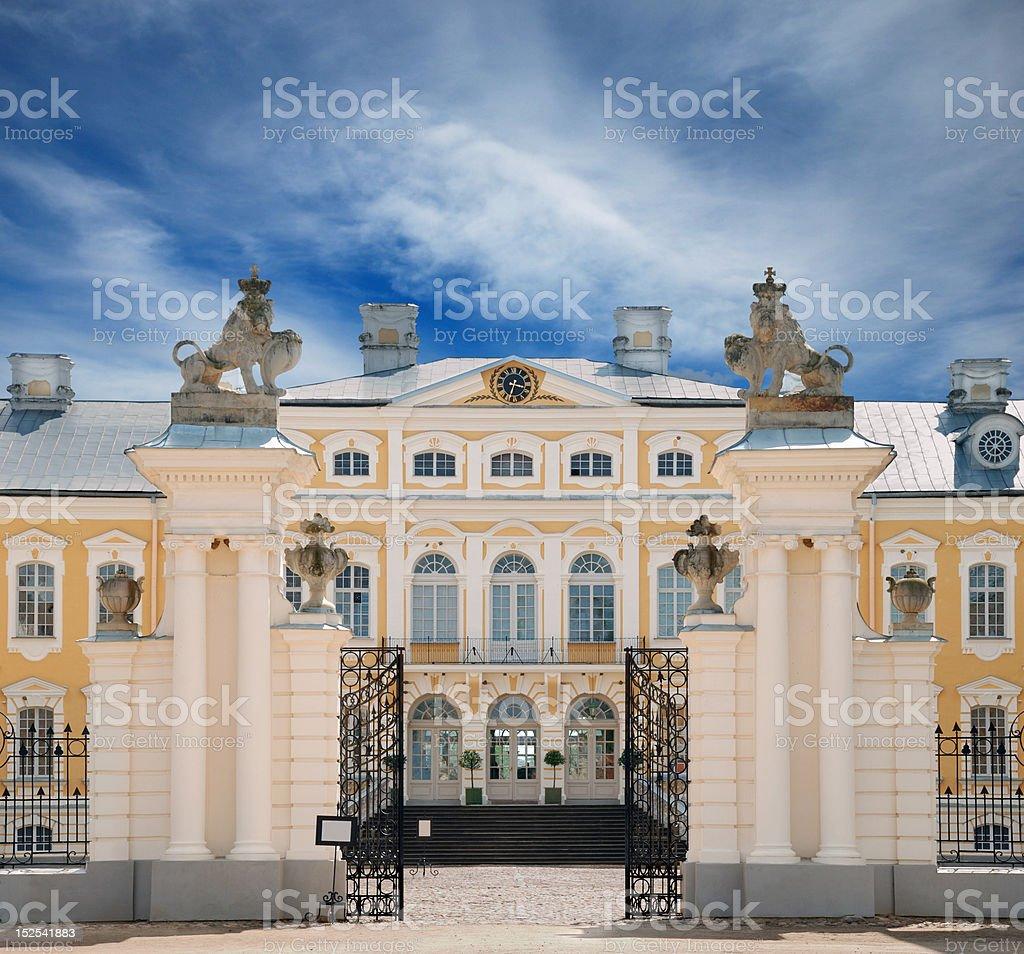 Gate. – Foto