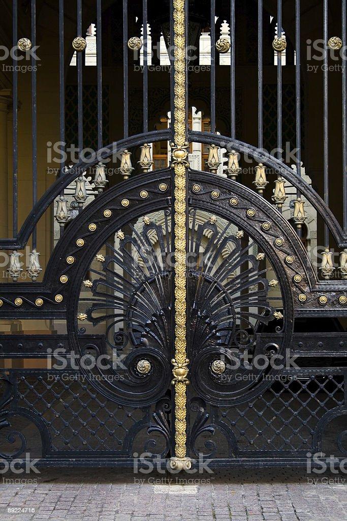 gate – Foto