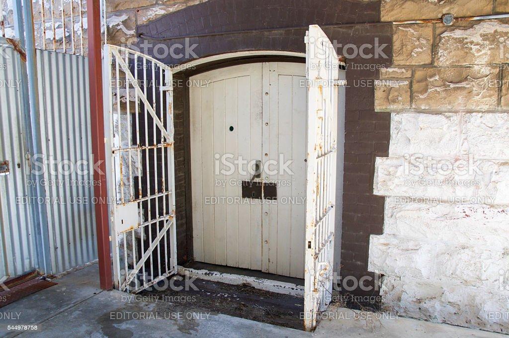 Gated Door royalty-free stock photo & Gated Door Stock Photo \u0026 More Pictures of Australia | iStock
