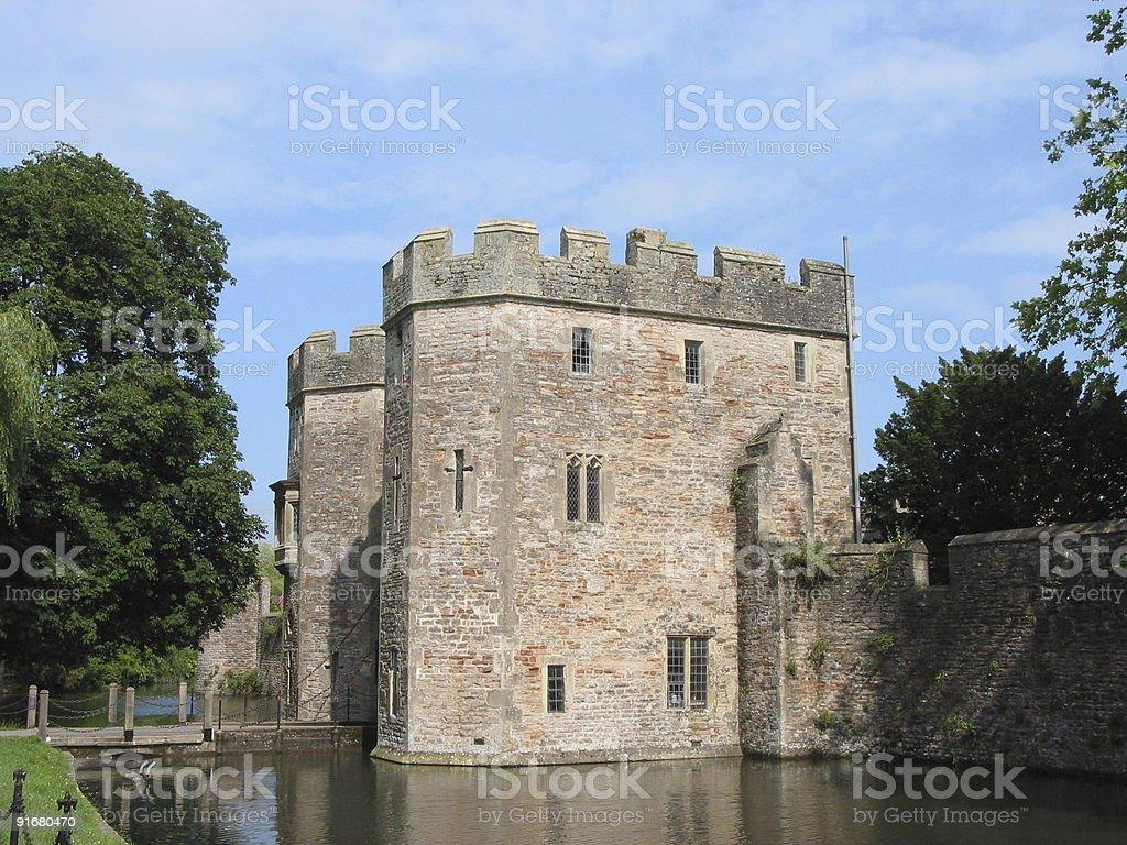 Gatehouse 3 royalty-free stock photo