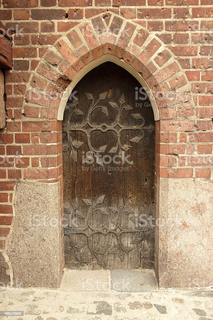gates royalty-free stock photo