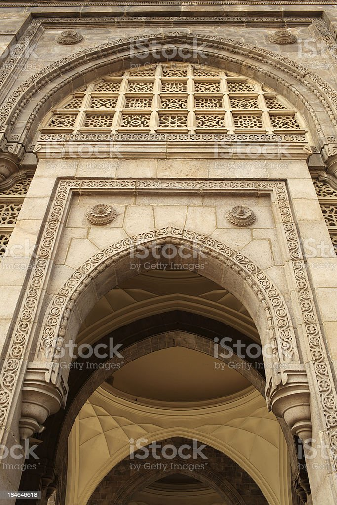 Gateway of India royalty-free stock photo