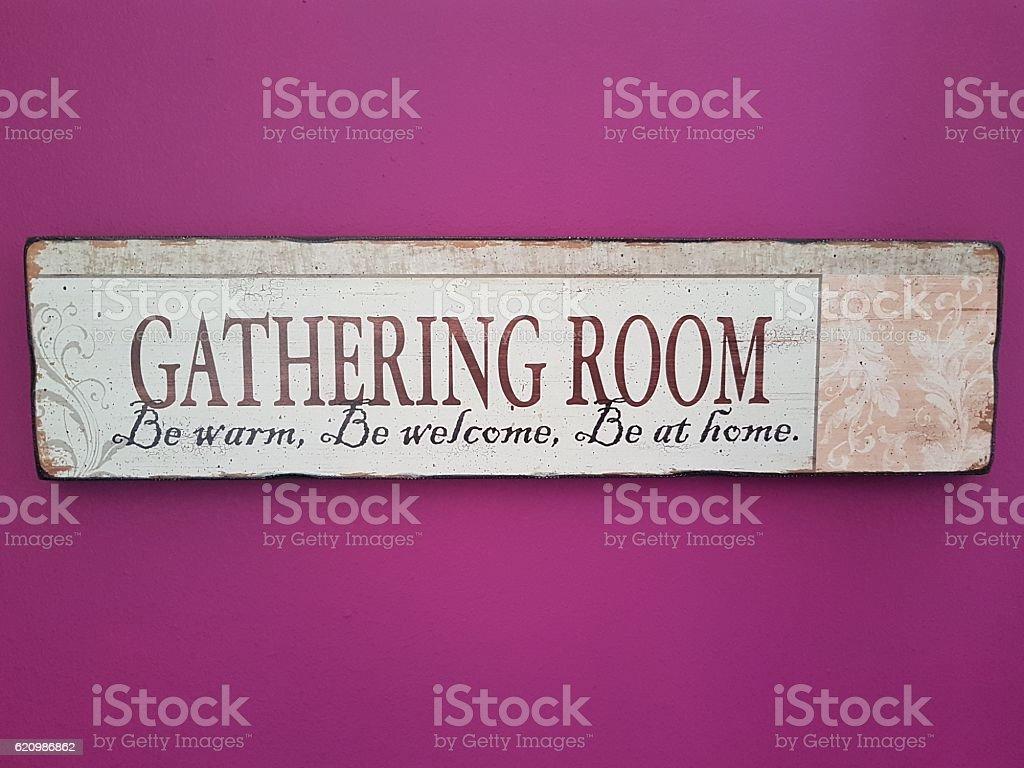 Gather... foto royalty-free