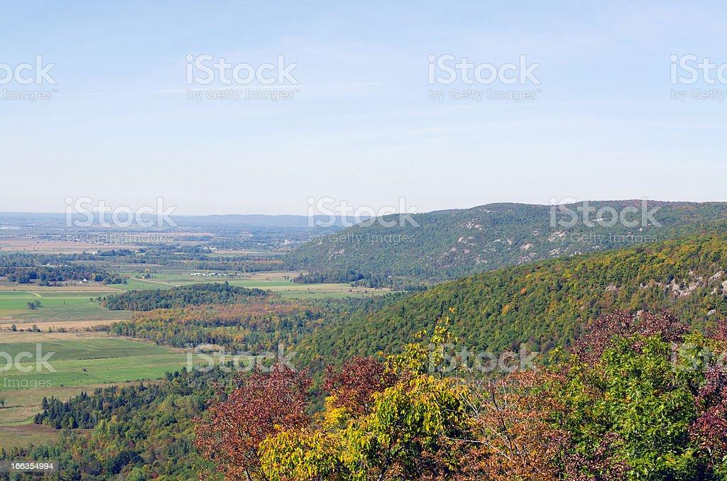 Gatineau plateau royalty-free stock photo