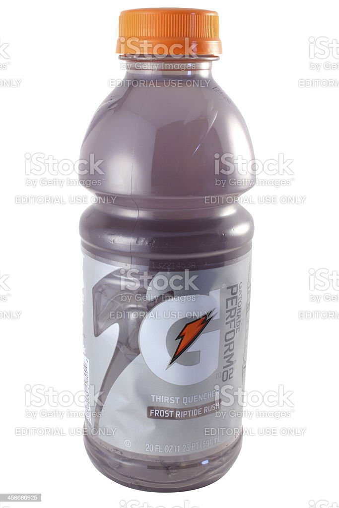 Gatorade Energy Drink Stock Photo More Pictures Of Cut Out Istock
