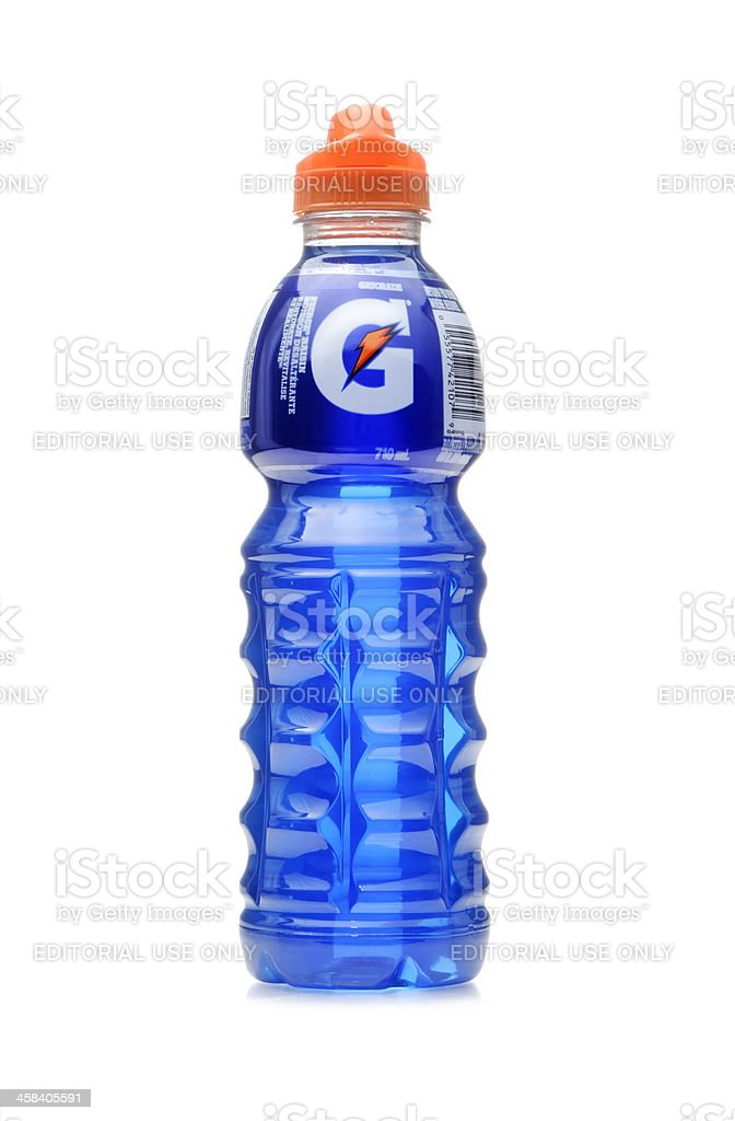 Gatorade Sport Drink Stock Photo More Pictures Of Blue Istock