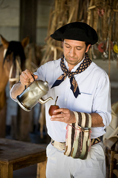 Gaucho stock photo